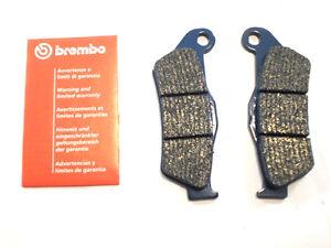 Brembo-Bremsbelag-vorn-Organisch-07BB2809-CC-K-Modelle-R-Modelle