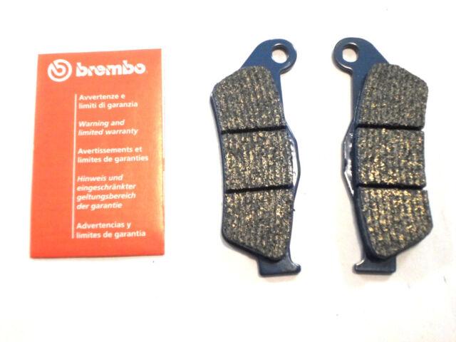 Brembo Bremsbelag vorn Organisch 07BB2809 CC   K-Modelle R-Modelle