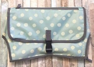 Baby Changing Pad Portable Infant Diaper Bag Waterproof Storage Organizer Mat :)