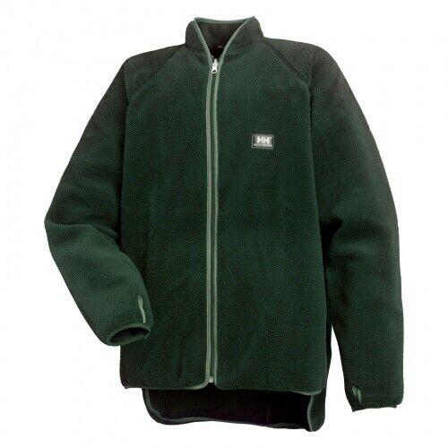 wholesale dealer 851f5 86ff6 Helly Hansen Basel Faserpelzjacke, Dark Green