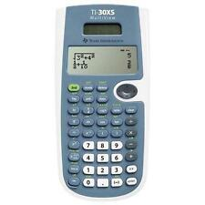 NEW TEXAS INSTRUMENTS TI-30XS SCIENTIFIC 4 LINE MULTIVIEW CALCULATOR 1ST CLS S&H