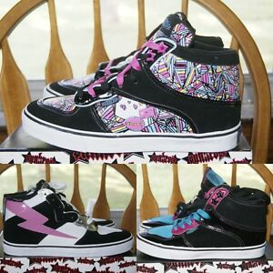 02597282e78e Women  039 s Punkrose Funk Shooter Bolt Geo Sz 6 or 6.5 or 7 or 7.5 ...