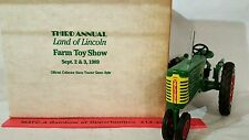 Ertl Oliver Row Crop 77 1/16 diecast farm tractor replica collectible