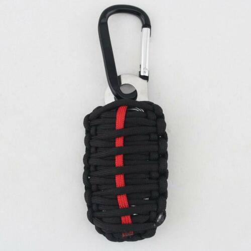 Survival Kit Paracord Grenade Allen/'s
