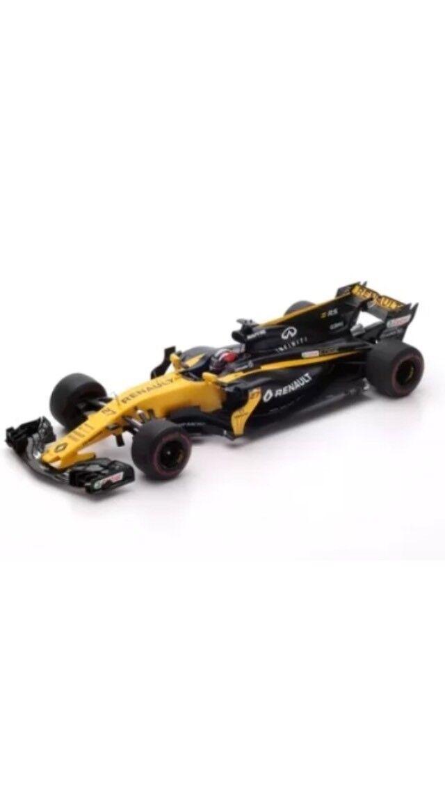 Spark renault sport r.s 17 Bahrain gp 2017 nico hulkenberg