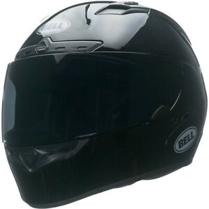 Bell-Qualifier-DLX-Full-Face-Motorcycle-Helmet-Gloss-Black-Medium-NEW