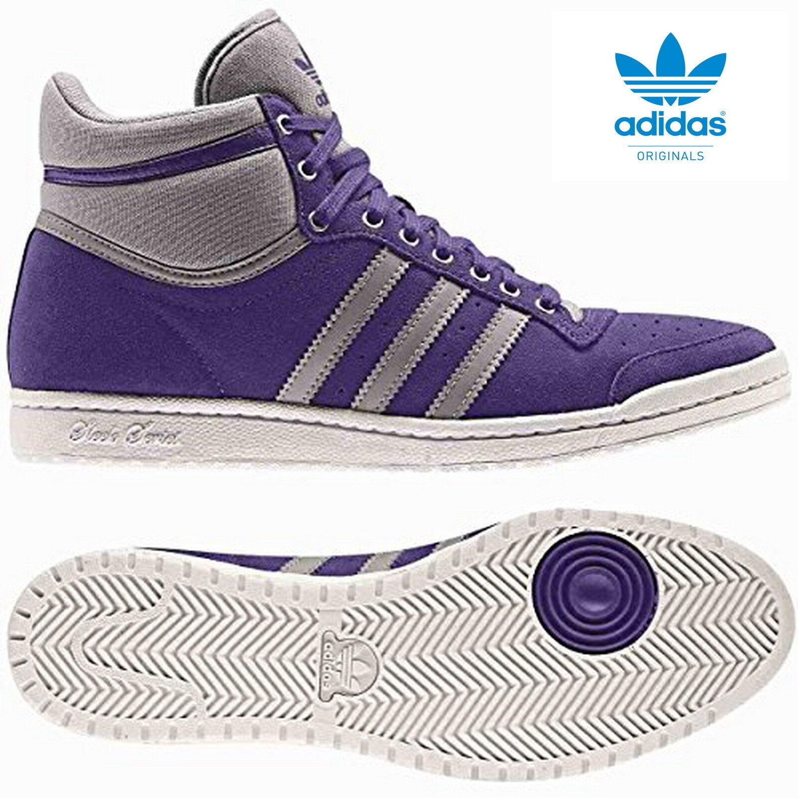 Adidas Top Sleek Ten Hi Sleek Top Original's Damen G95447 c7590a