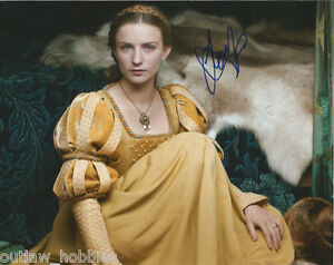 Faye-Marsay-White-Queen-Autographed-Signed-8x10-Photo-COA