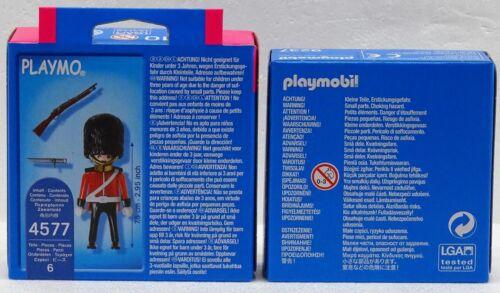ROYAL GUARD Playmobil EXCLUSIV EDITIONS 9237 4577 OVP NEU RAR ! BOBBY POLICE