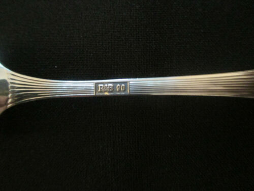 Robbe /& Berking Avenue 1 Kaffeelöffel 90 Silber 13 cm 1Teil Teelöffel Löffel TOP