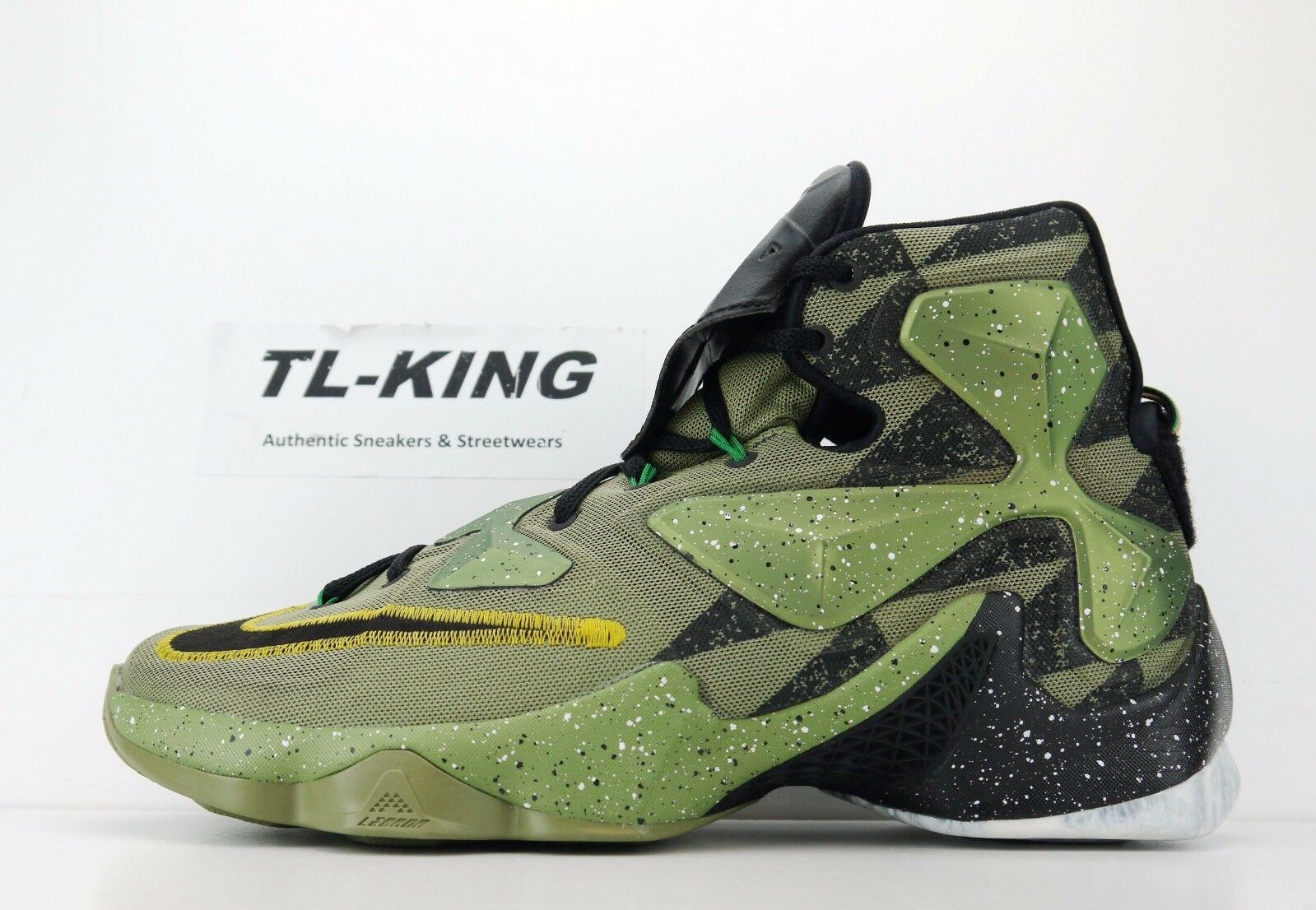 New shoes for men and women, limited time discount Nike LeBron 13 XIII AS All Star James Northern Light 835659-309 Msrp Price reduction