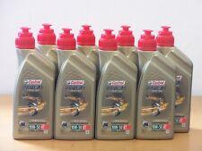 7,56€/l Castrol Power 1 Racing 4T 10W-50 8 x 1 L vollsyn. Premium 4Takt Motoröl