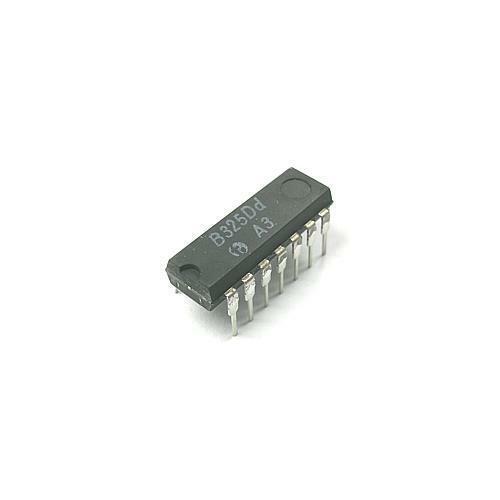 B325D 4 x Transistor NPN Q2T2222 DIP14 DIP14 RFT 10pcs