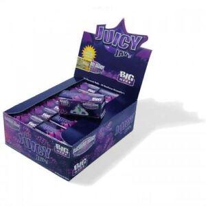 Juicy-Jay-Rolling-Paper-Rolls-Blackberry-Brandy-Box-of-24