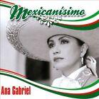 Mexicanísimo by Ana Gabriel (CD, Sep-2013, Sony Music Latin)