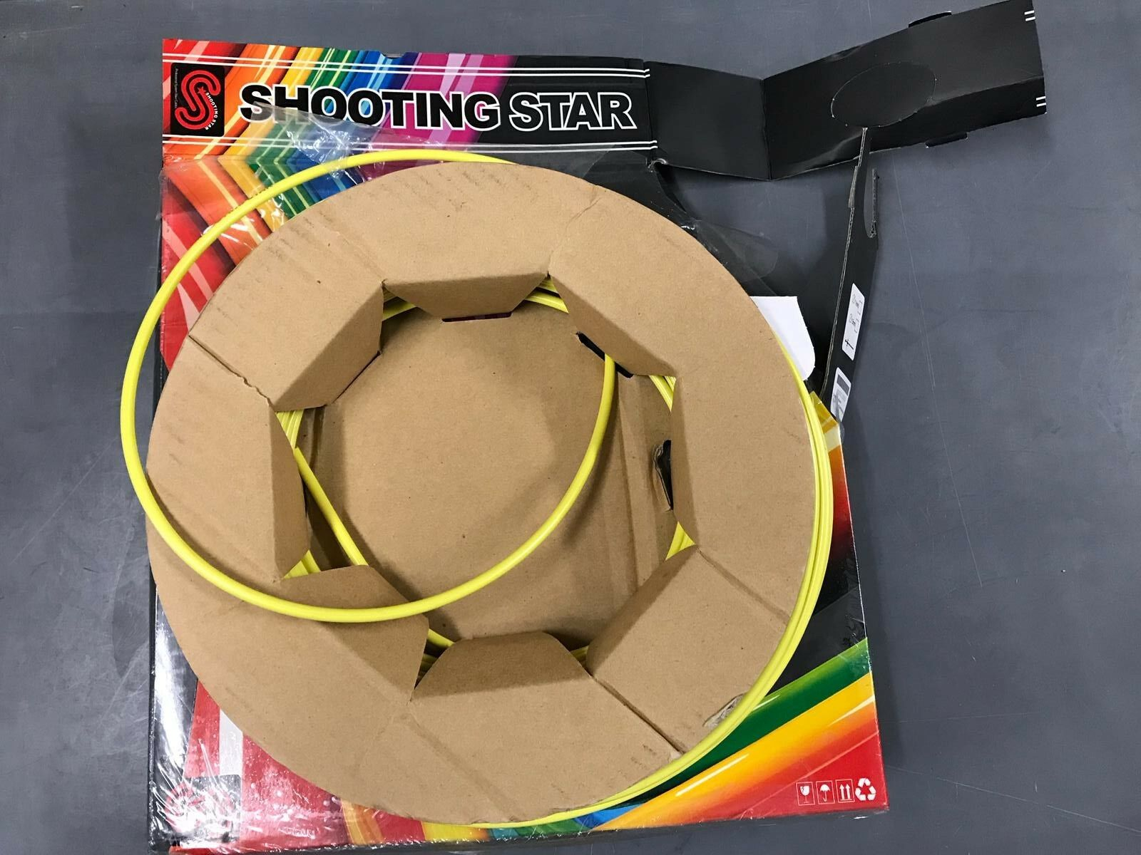 Shooting Star 50m Cable Shell BOX - 5mm  Outer Brake Cable Shell (Yellow Colour)  buy best