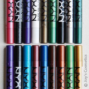 "1 NYX Waterproof Slide On Pencil Eye liner ""Pick Your 1 Color"" Joy's cosmetics"