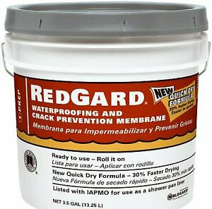 Quick-Dry-Formula-Red-Gard-Waterproofing-and-Crack-Prevention-Membrane-3-5gal