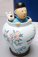 Potiche Tintin 16 cm Hergé Moulinsart New & box