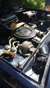 1973 Fiat 132. 1600