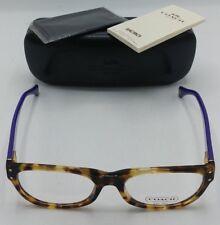 5015a551e7 item 2 New Authentic COACH 5103 Spotty Tortoise Purple HC 6034 Topaz RX  Eyeglasses -New Authentic COACH 5103 Spotty Tortoise Purple HC 6034 Topaz  RX ...