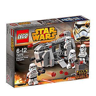 LEGO StarWars Imperial Troop Transport (75078)