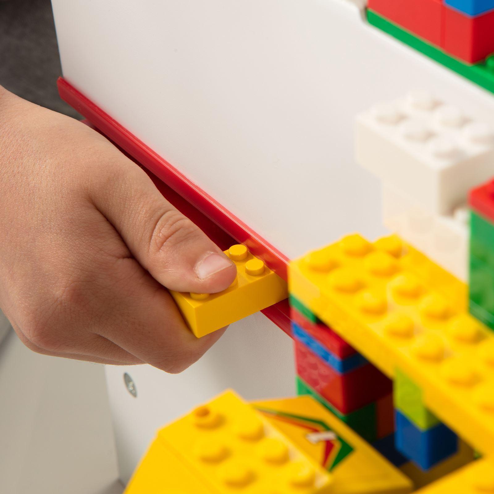 Room 2 Construit Petit Lit avec Rangement Enfants Creative Construction Blocs