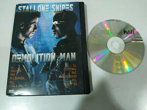 Demolition-Man-Stallone-Snipes-DVD-Espanol-1T