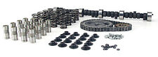 COMP CAMS K12-214-4 SBC CHEVY 350 COMPLETE CAMSHAFT KIT LIFTERS SPRINGS TIMING