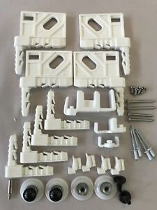 Stegbar Shower Screens Spare Parts Kit Replacement Parts 3