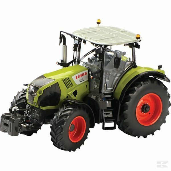 Ros Class acion 870 TRACTOR 1 32 Scale Model Present Poison Toy