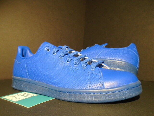 2016 adidas stan smith adicolor blu nuova royal pharrell superstar s80246 nuova blu 9 7d7795
