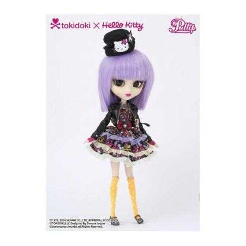 Muñeca Pullip Groove  TOKIDOKI VIOLETTA x HELLO KITTY Doll Poupee