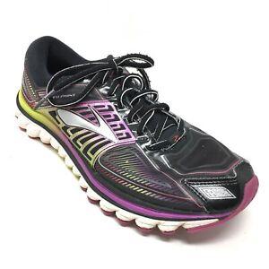 4d38cecc3f23a Women s Brooks Glycerin 13 Running Shoes Sneakers Size 9.5AA Black ...