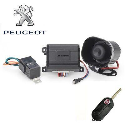 Boxer 2006-2015 Impianto Di Allarme Can-bus Ampire Fabbrica Telecomando Peugeot Camper-nung Peugeot Wohnmobil It-it