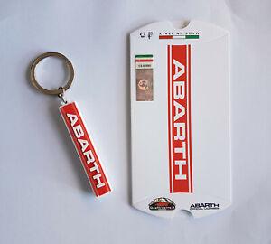 Llavero-ABARTH-Oficial-Idea-Regalo-Fiat-500-Grande-Punto