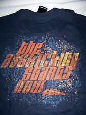 Vintage NWT The A$$ Kicking Starts Now No Fear T SHIRT Mens Large L