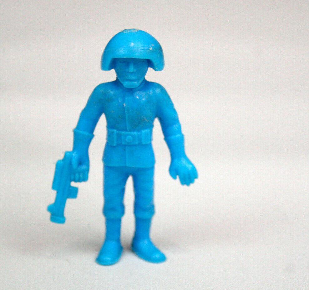 Années 1980 Death Squad Comhommeder  Star wars LFL Yupi Premium Figure Bleu Colombia  nouvelle exclusivité haut de gamme