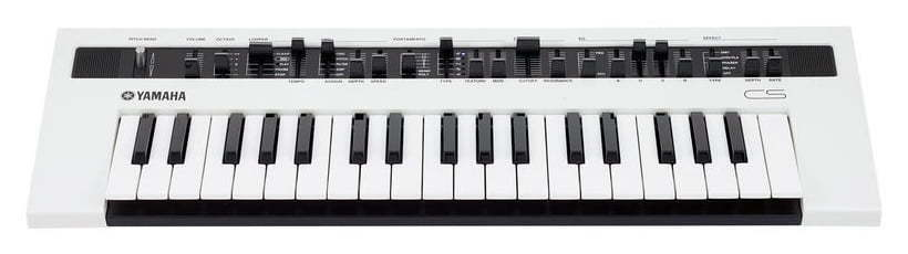 YAMAHA REFACE COMPACT SYNTHEDimensioneR CS , MINI SYNTH A TASTIERA NUOVO
