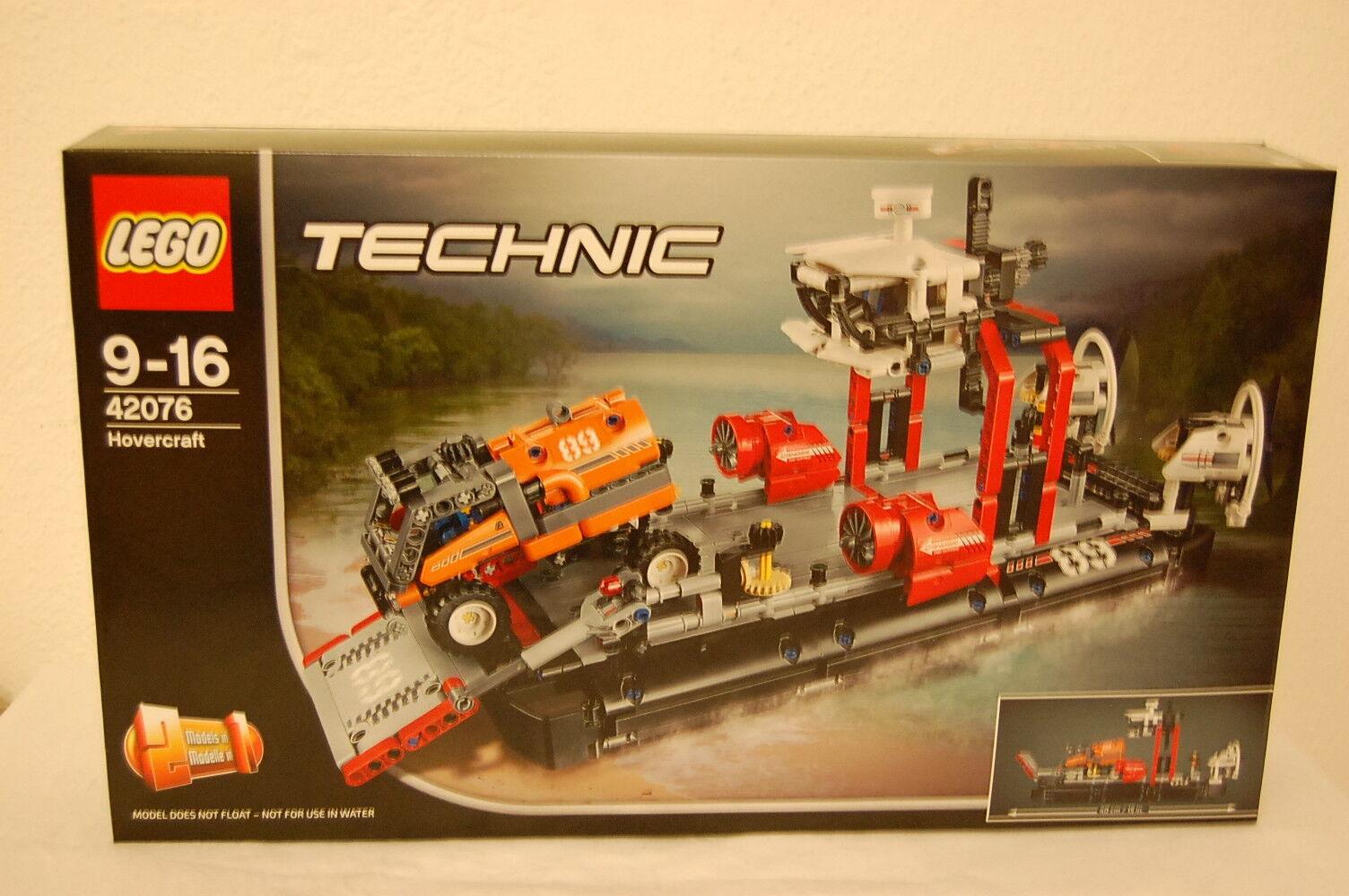 LEGO Technic 42076 LuftkissenStiefel Neu OVP