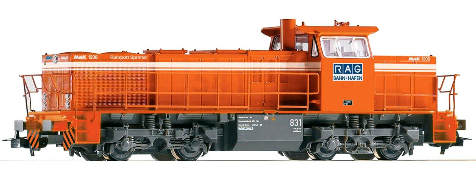 Piko 59481 Locomotora Diésel G1206 Rag EP V Digital (Sonido) Disponible