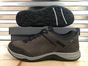 80bd2a63 Details about ECCO Espinho Gore-Tex GTX Trail Hiking Shoes Leather Espresso  Brown SZ (839014)