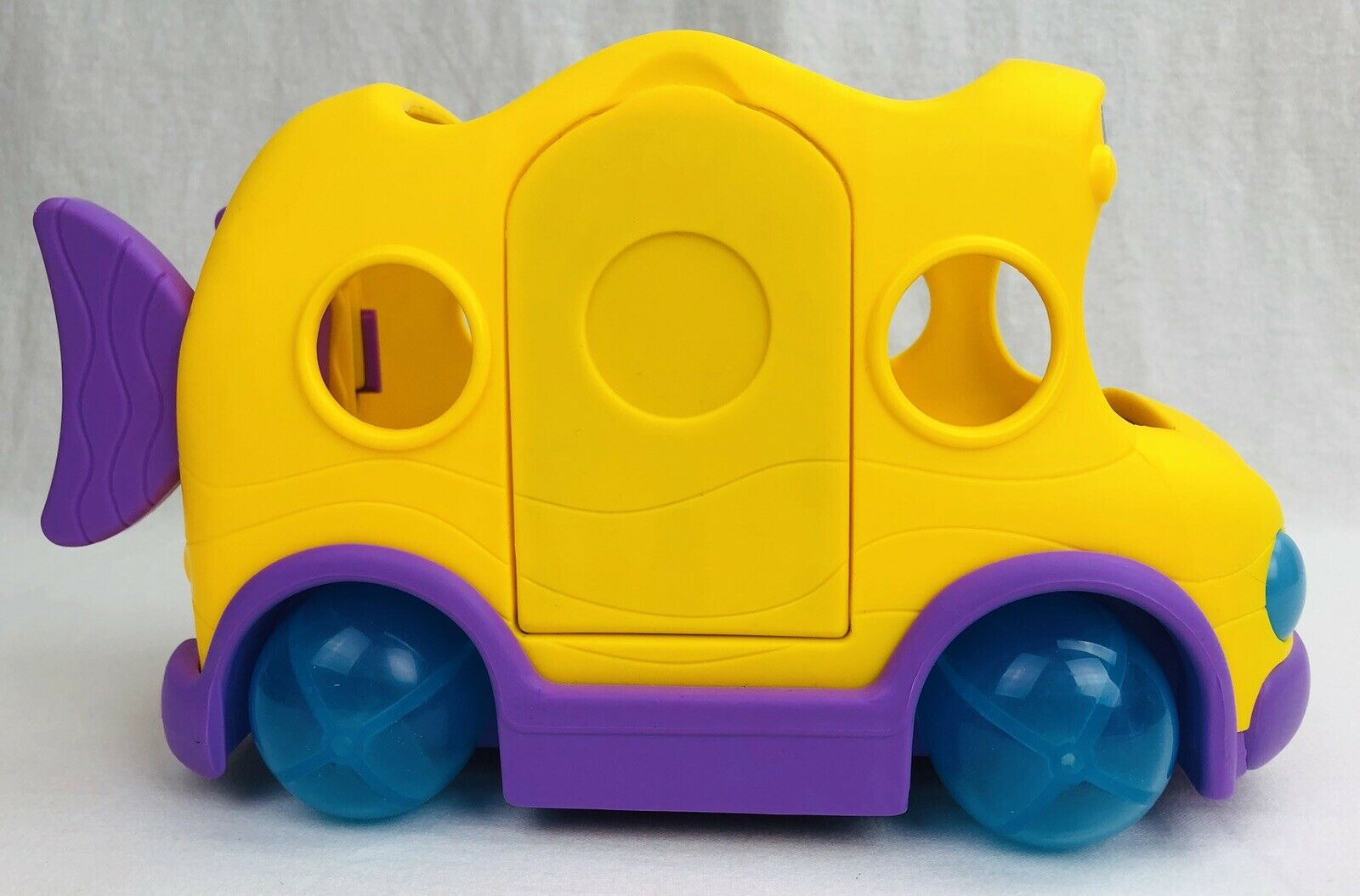 Bubble Guppies Guppies Guppies SWIM SATIONAL SCHOOL BUS w  Mr Grouper FREE SH 12bd9a
