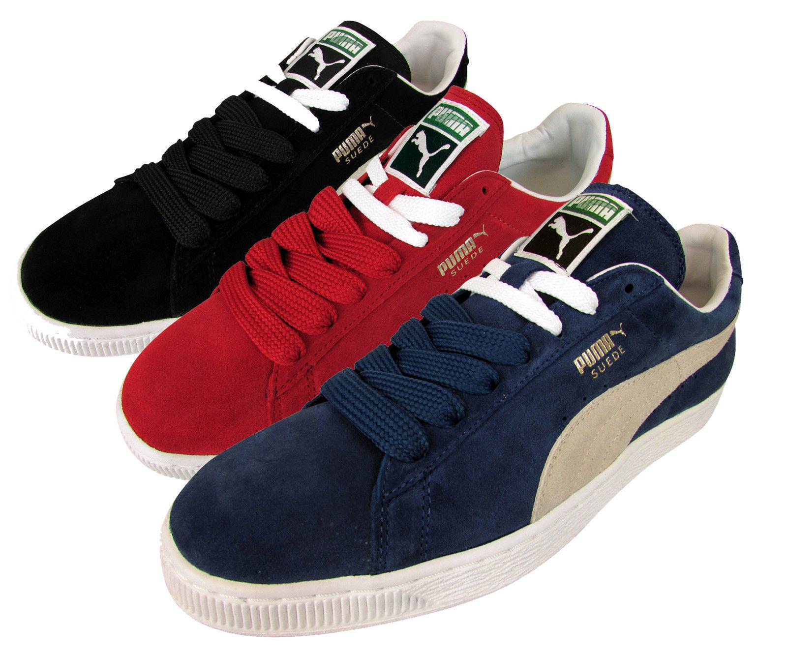 Hombre Puma Archive Suede Classic Trainer retro zapatillas zapatos de de cordones 350734 baratos zapatos de de mujer zapatos de mujer ac8041