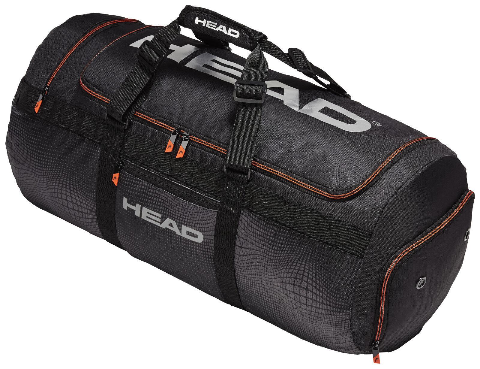 HEAD Tour Tour Tour Team Sport Bag schwarz silber 2019 362f55