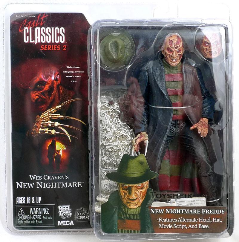 NECA Cult Classics Series 2 New Nightmare FROTdy Figure