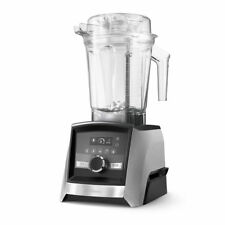 Vitamix Ascent Series A3500i Blender -Brushed Stainless Finish -10 Year warranty