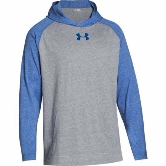 best service 3f1c9 d2c3a Under Armour UA Men s Stadium Hoodie 1293905400LG Large Royal for ...