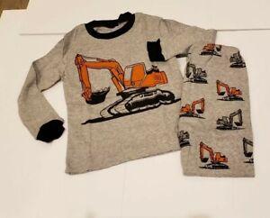 Children Pajamas Boys Pjs Cotton Toddler Kids Sleepwear Set 100/% Cotton