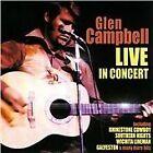 Glen Campbell - Live in Concert (Live Recording, 2008)